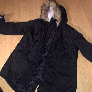 Black Parka by Rue 21